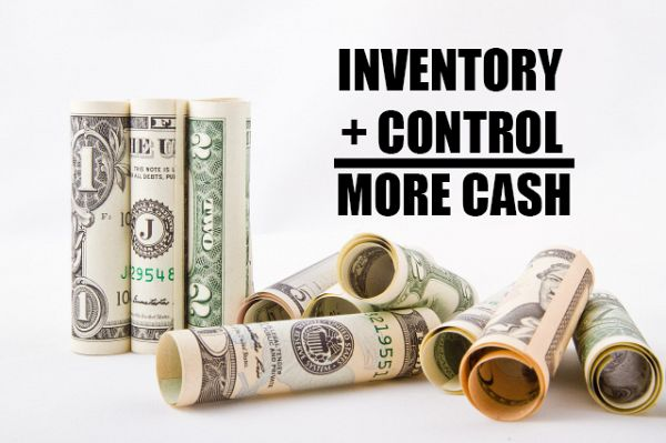 Five Easy Ways to Save Money on Inventory